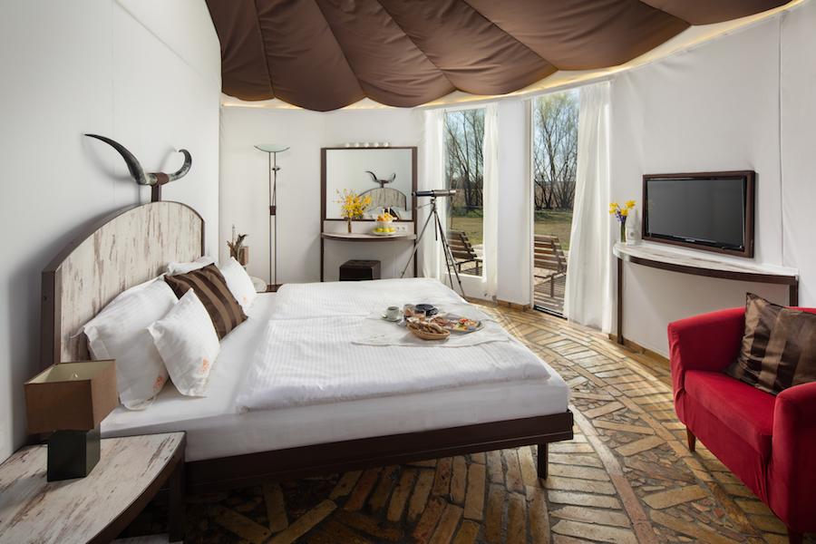 Luxury Yurt Easy Access